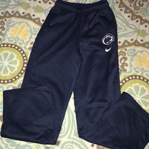Nike Penn State sweatpants